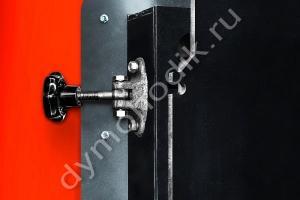 Топочная дверца котла КВр-40