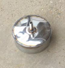 Производим конденсатоотводы диаметром 400 мм для дымоходов из нержавеющей стали