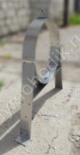 Производим кронштейны стеновые нерегулируемые диаметром 300 мм для дымоходов из нержавеющей стали