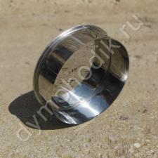 Заглушка ревизионная 550 мм для дымохода
