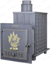 Купить Гефест ПБ-03 ЗК  (М, М, МС, П, ПС) с закрытой каменкой - печь для русской бани