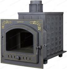 Купить Гефест ПБ-100 (П, ПС) ЗК с закрытой каменкой - печь для русской бани