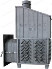 Банная печь Гефест Гром ПБ-40 с мелкодиспесным паром