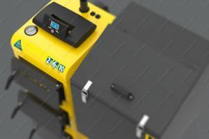 Автоматический котел с ретортной поворотной горелкой Pereko KSR Beta Plus 70 кВт