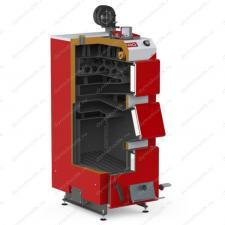 Угольно-дровяной полуавтоматический котел Defro KDR Plus 3A 20 кВт