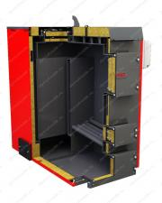 Полуавтоматический котел Defro Optima Plus Max 150 кВт на угле, дровах
