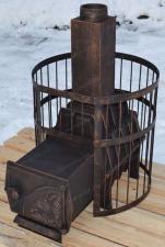 Печь Кудесница 14 для бани и сауны 8-16 кубов