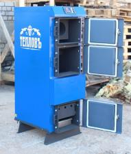 Купите котел на твердом топливе теплов ТА-50 по цене от производителя