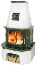 Печь-камин ABX Estonie 6