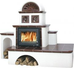 Печь-камин ABX Glasgow