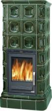 Печь-камин ABX Kaledonie с теплообменником