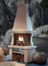 Печь-камин Nordpeis Riviera