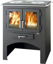 Печь-камин ABX Кухонная плита без духовки