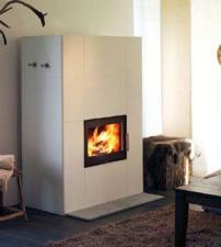 Печь теплоаккумулирующая Nordpeis Salzburg XL