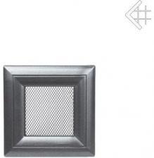 Вентиляционная решетка Kratki 11x11 Оскар графитовая