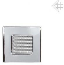 Вентиляционная решетка Kratki 11x11 Никелированная