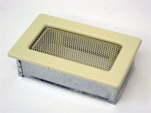 Вентиляционная решетка Kratki 11x17 Бежевая