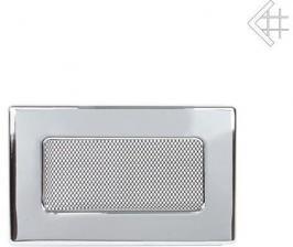 Вентиляционная решетка Kratki 11x17 Никелированная