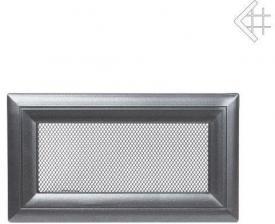 Вентиляционная решетка Kratki 11x17 Оскар графитовая