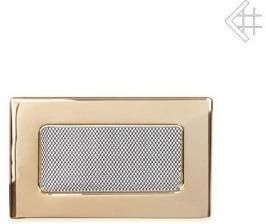 Вентиляционная решетка Kratki 11x17 Полированная латунь