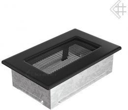 Вентиляционная решетка Kratki 11x17 Черная