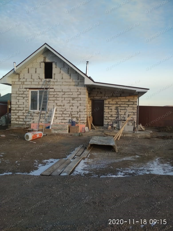 Сэндвич-дымоход от dymohodik.ru в Орске, Оренбуржская область